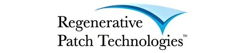 shows logo for Regenerative Patch Technologies